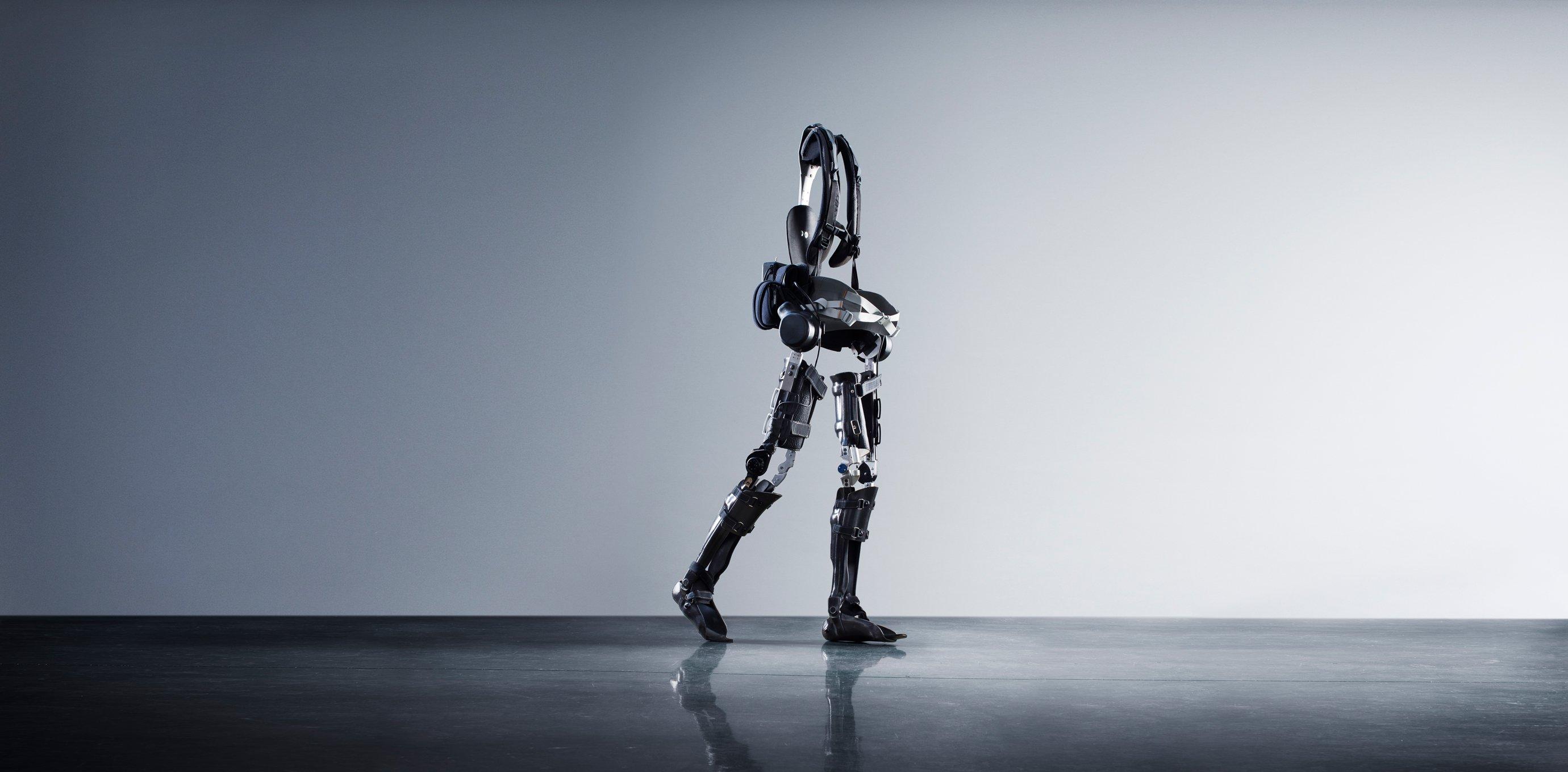 L'esoscheletro per disabili deve essere economico e accessibile a tutti